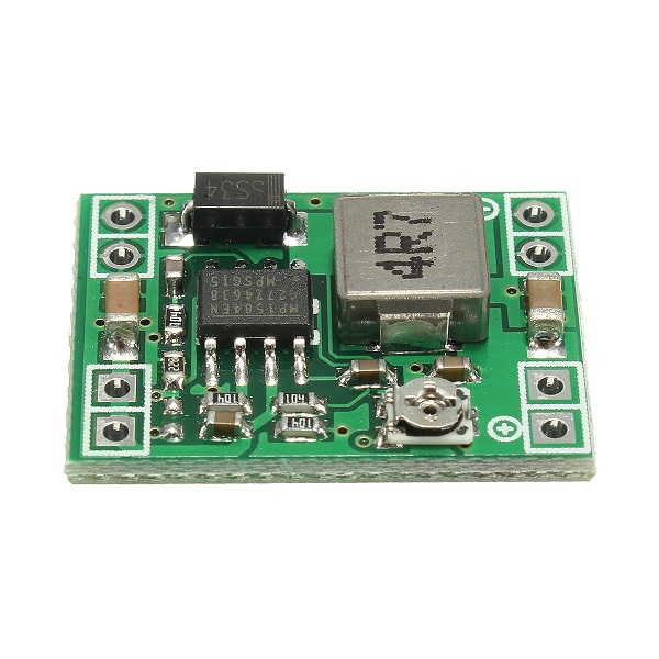 DC-DC BUCK CONVERTER MODULE STEP DOWN 3A ADJUSTABLE 4.5-28V to 0.8-20V UK Stock