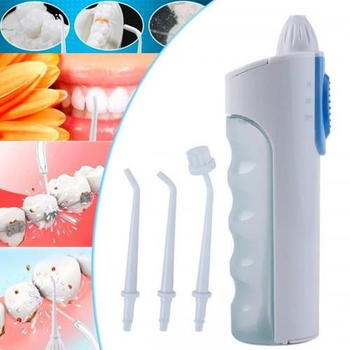 125ml 3 In 1 Oral Teeth Hygiene Irrigator Dental Care Water Jut Flosser Floss Cleaner