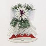 Plastic Christmas Tree Ornaments White Christmas Decoration Christmas Ornaments