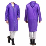 Thicken Raincoat Outdoor Camping Poncho Men Women Durable Waterproof Rain Gear