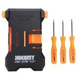JAKEMY JM-Z13 4 in 1 Adjustable Smart Phone Repair Holder Kit