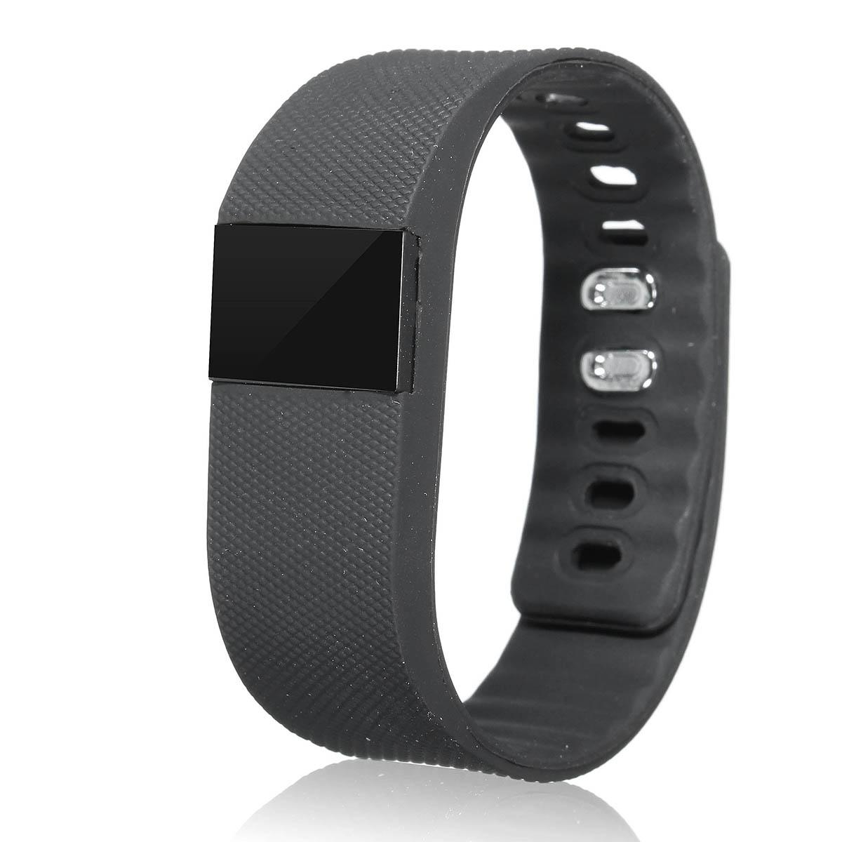 TW64 Bluetooth Pedometer Smart Wrist Watch Bracelet For ...