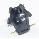 M3 Delta Kossel Fisheye Effector 3D Printer Injection Molding 3MM Crane With Levelling