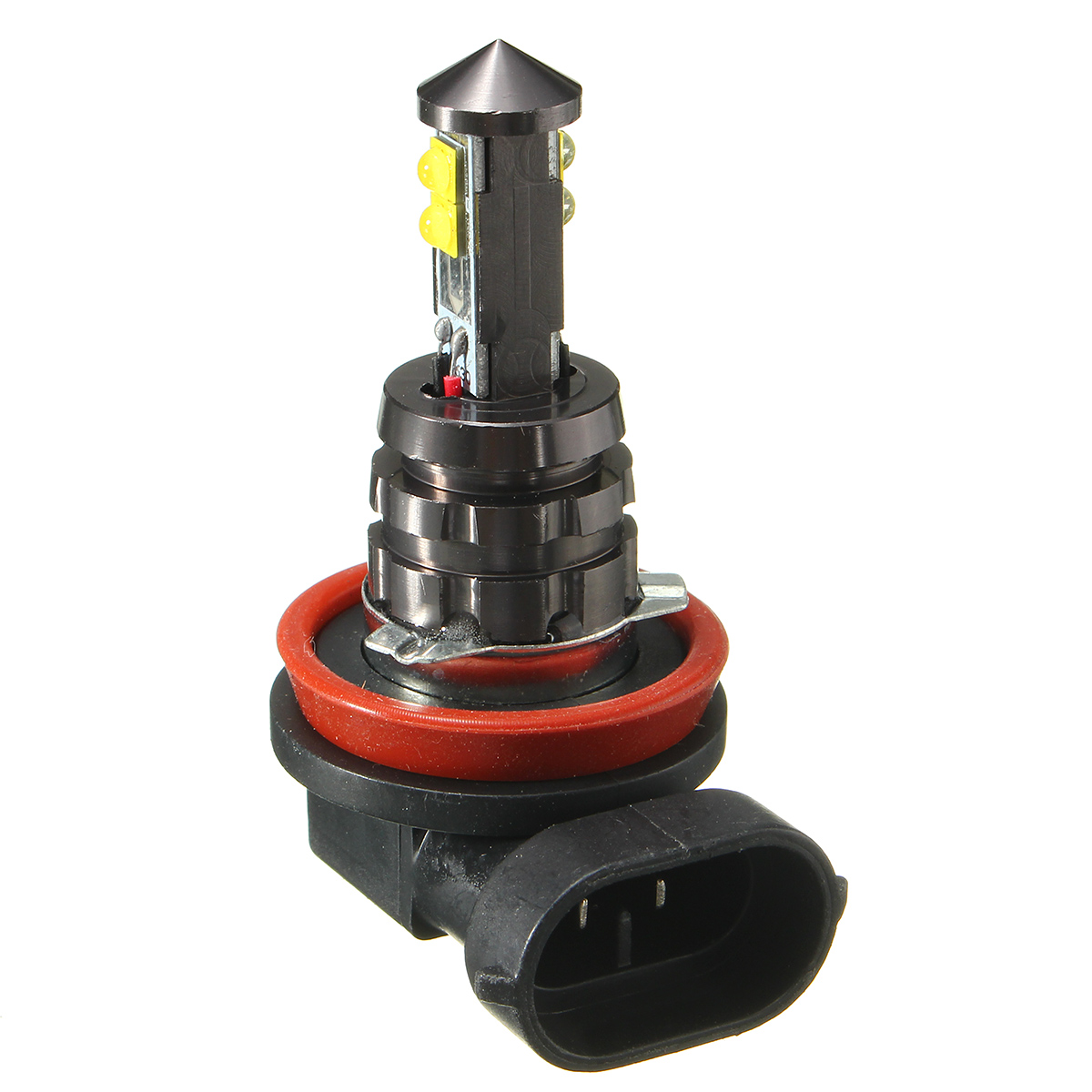 10W 6000K LED Fog Light H4 H7 H11 9006/HB4 9005/HB3 H16 Driving Lamp Bulb White