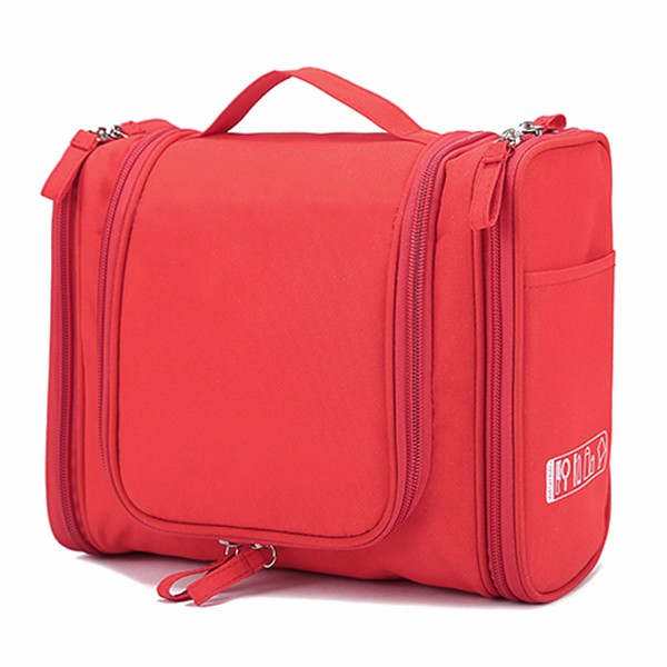 d93a927528 Multifunction Zipper Toiletry Bags Travel Organizer Wash Storage ...
