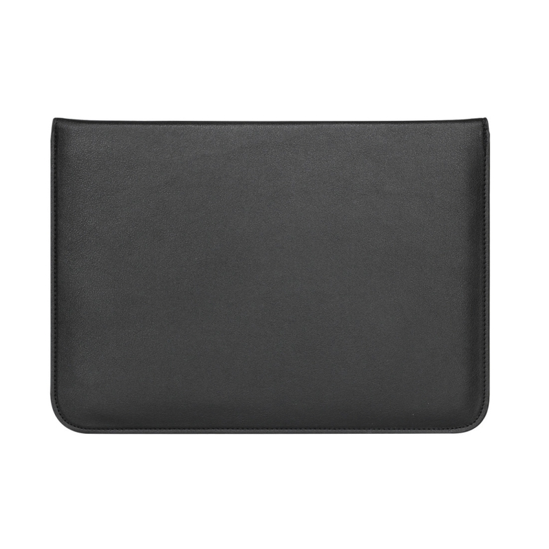 Universal Envelope Style PU Leather Case With Holder for Ultrathin Notebook Tablet PC 15.4 inch, Size: 39.5 x 27.5 x 1cm (Black)