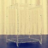 Transparent Acrylic Board Housing For 8x8x8 3D Light Cube Kit