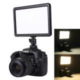 LED-006 104 LED 850LM Dimmable Video Light on-Camera Photography Lighting Fill Light for Canon, Nikon, DSLR Camera
