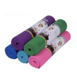 6MM PVC Printed Yoga Mat Non-slip Thicken Foaming Fitness Exercise Mat For Beginner