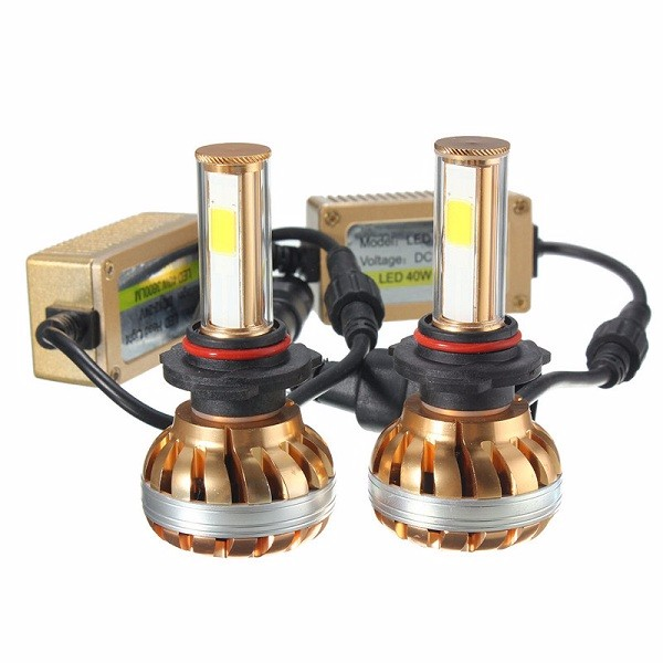 Pair 36W 6000K 3600LM H4 H7 H1 H3 H11 9005 9006 Car LED Headlight Driving Fog Lamp Bulb White