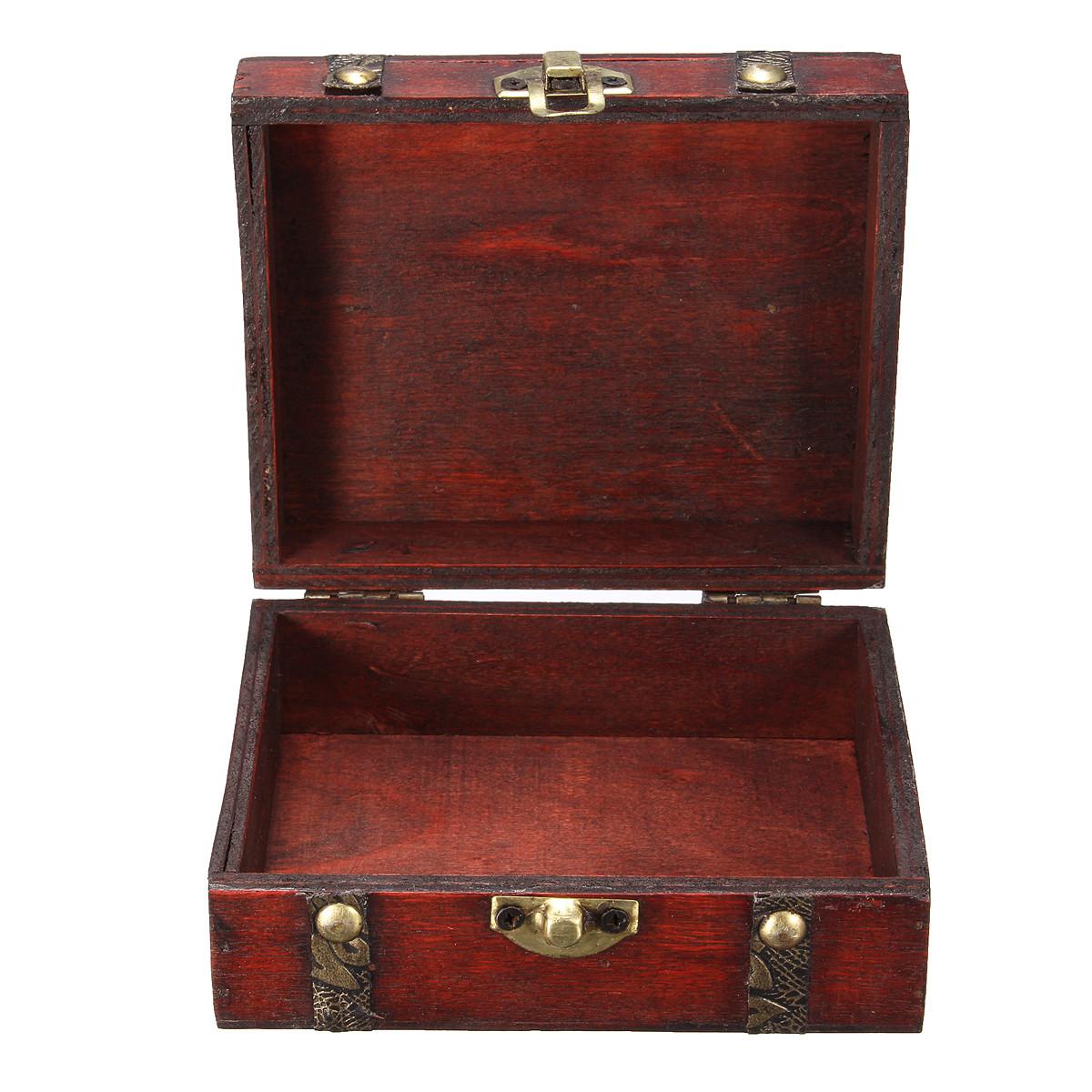 vintage retro jewelry necklace bracelet gift box case. Black Bedroom Furniture Sets. Home Design Ideas