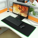 Waterproof Slim Anti-Slip Soft Rubber Smooth Cloth Surface Game Mouse Pad Mat, Size: 775 x 300 x 4 mm
