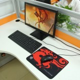 Slim Anti-Slip TYLOO Pattern Soft Rubber Smooth Cloth Surface Game Mouse Pad Mat, Size: 320 x 240 x 3 mm