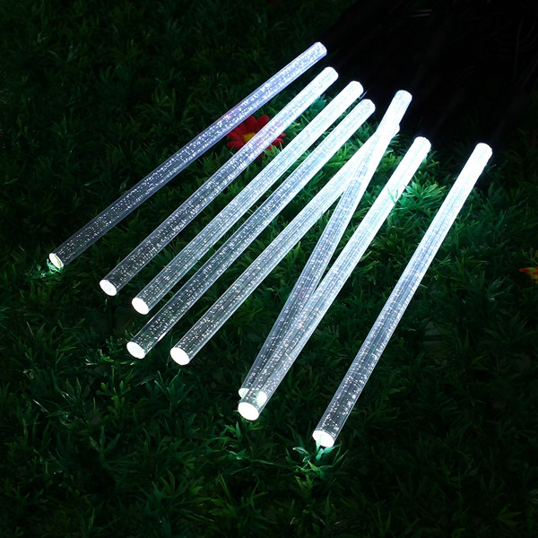 Outdoor Solar Lights Ireland: Solar Power Acrylic Bubble LED Light Outdoor Garden Lawn