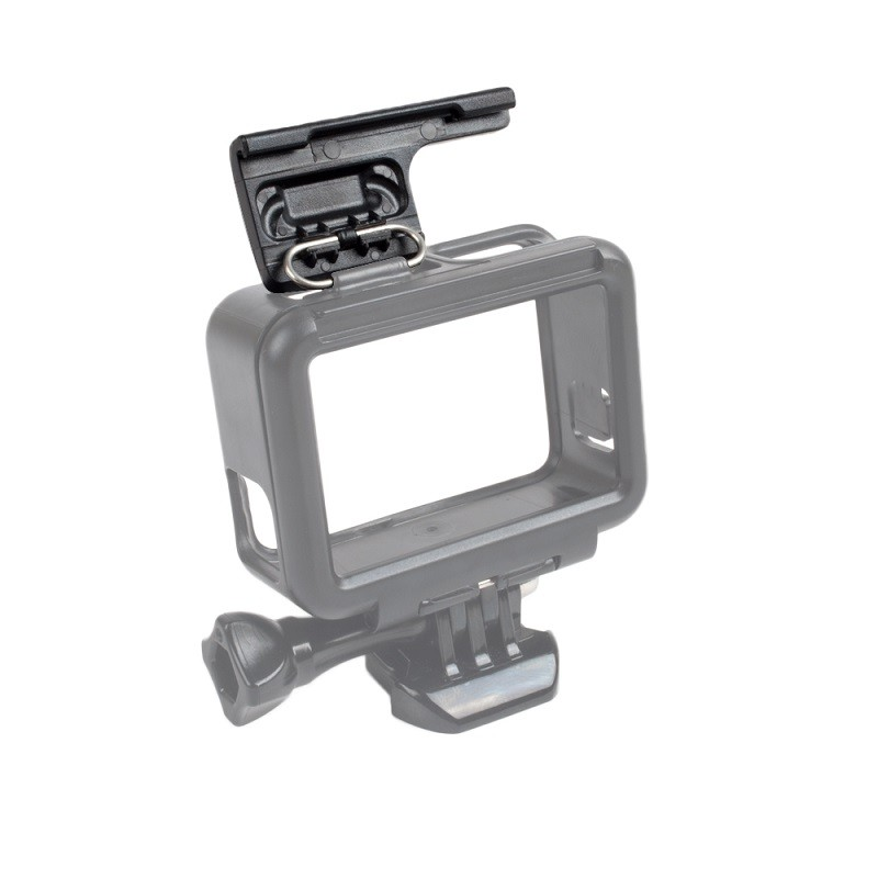 Plastic Backdoor Clip Lock Buckle Snap Latch for Gopro Hero 5 Sport Camera Waterproof Housing Case