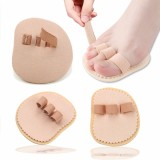 Nail Tools Feet Care Double Hallux Valgus Straightener Crooked Overlapping Hammer Toe Corrector Three Toes Right
