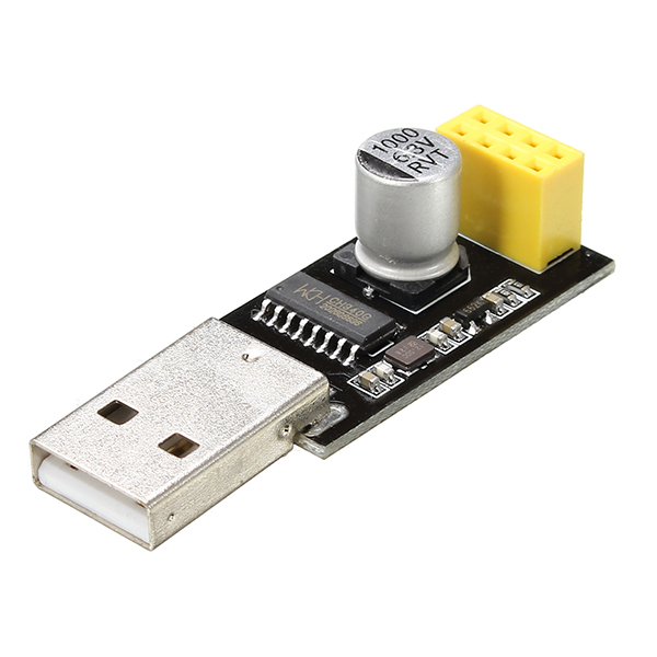 Usb to esp serial adapter wireless wifi develoment