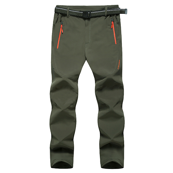 a62c4e1d6a6 Plus Size M-6XL Outdoor Soft Shell Pants Quick-Drying Sports Mens ...