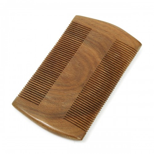 beard mustache wood anti static maintain grooming trimming comb brush alex nld. Black Bedroom Furniture Sets. Home Design Ideas