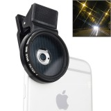 ZOMEI Universal Proffesional Camera Lens 37mm Star 4 Filter for iPhone, Samsung, HTC, Sony, Huawei, Xiaomi, Meizu