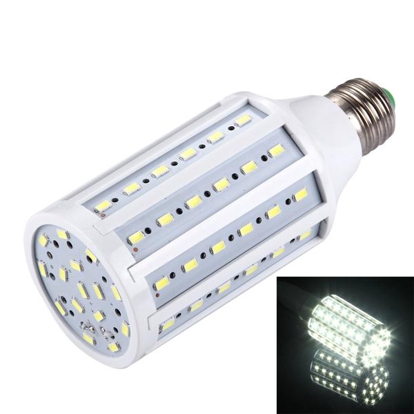 E27 20W 1800LM 75 LED SMD 5730 PC Case Corn Light Bulb, AC ...
