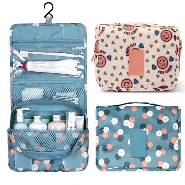 Travel Toiletry Bag Pattern