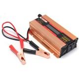 1000W DC12V to AC 220V Powet Inverter Converter Adapter LCD Display Solar