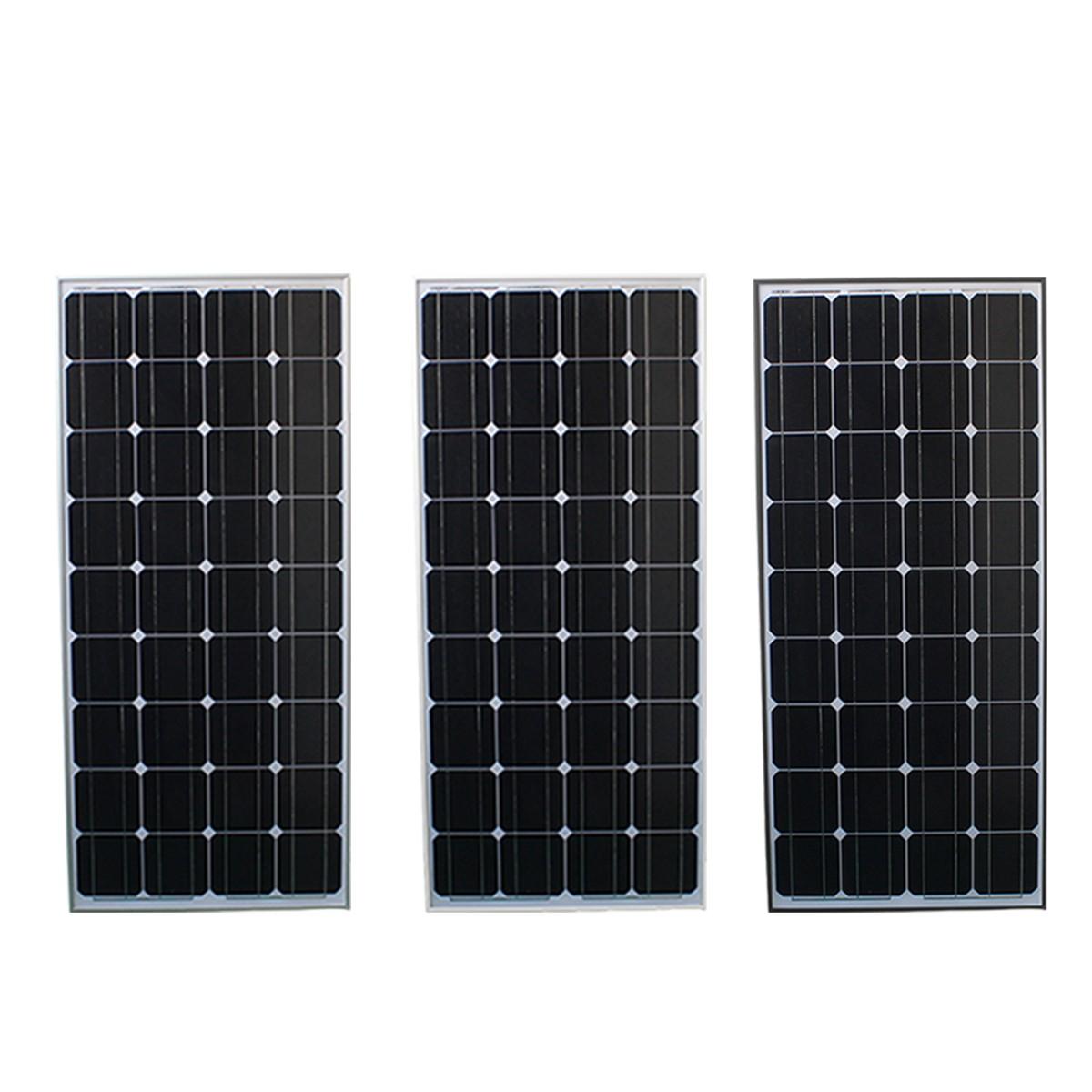 Elfeland Sm 100m 1200x540x30mm 100w Solar Panel For 12v