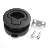 """Slam Latch Hatch Round Pull Latch 1/2""""Door Replace Southco M1-63 RV Marine BOAT"""