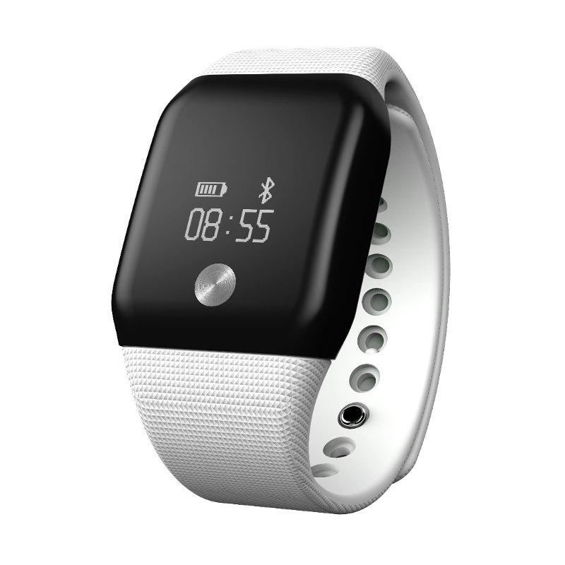 A88+ Bluetooth 4.0 Smart Watch Heart Rate Monitor Blood ...