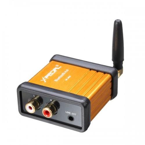 HIFI-Class Bluetooth 4.2 Audio Receiver Amplifier Car Stereo Modify Support APTX Low Delay