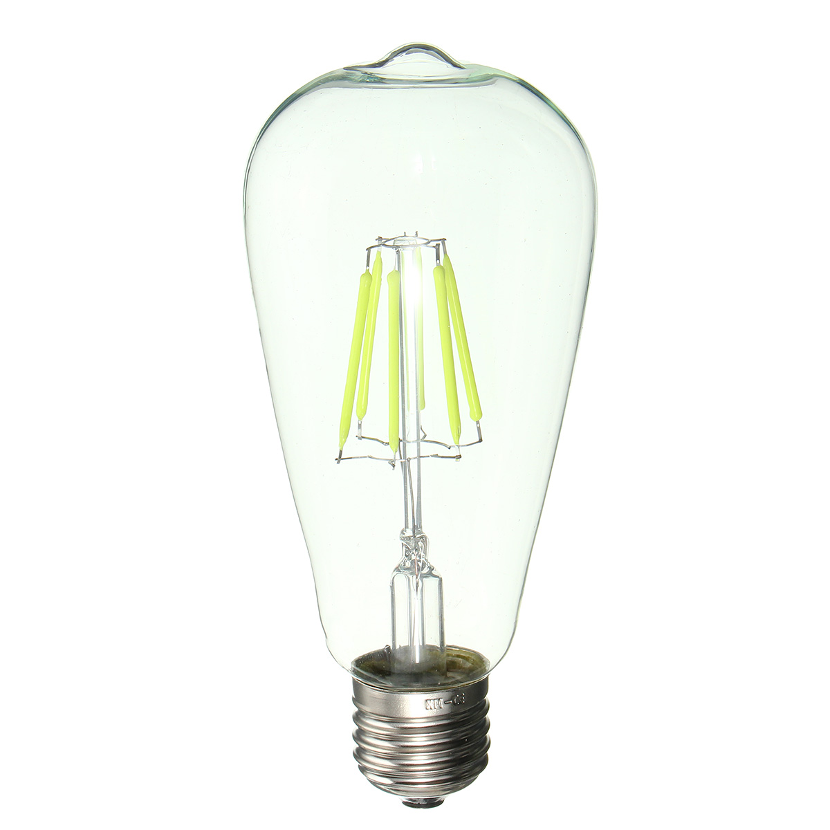 E27 retro edison globe bulbs 6w screw led cob bulbs rgb colorful light lamp energy efficient Efficient light bulbs