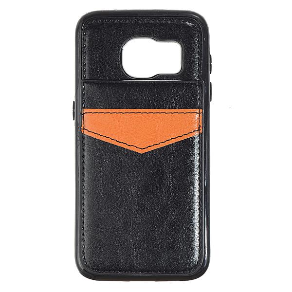 universal multifunction pu leather mag ic buckle phone