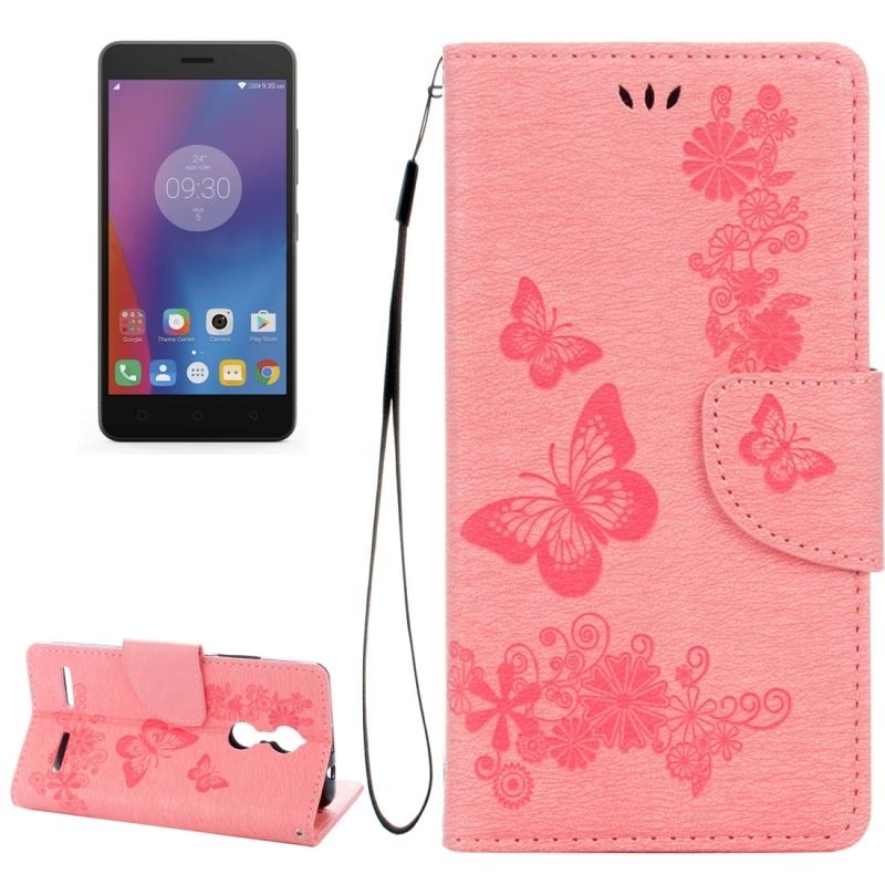 Case Design wallet cell phone case : ... Flip Leather Case with Holder u0026 Card Slots u0026 Wallet u0026 Lanyard (Pink