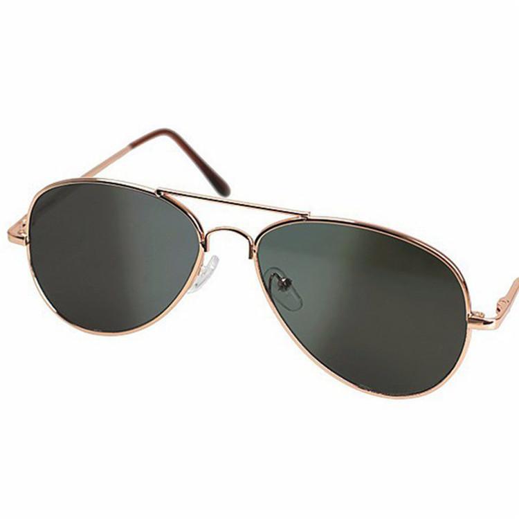 Anti UV Anti Tracking Rear View Sunglasses Anti-Track Monitor Aviator Sunglasses Security Mirror