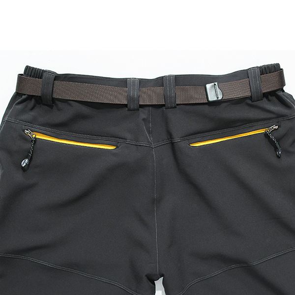 Spring Autumn Outdoor Sports Mens Quick Drying Pants Casual Fitness Running Thin Elastic Trousers