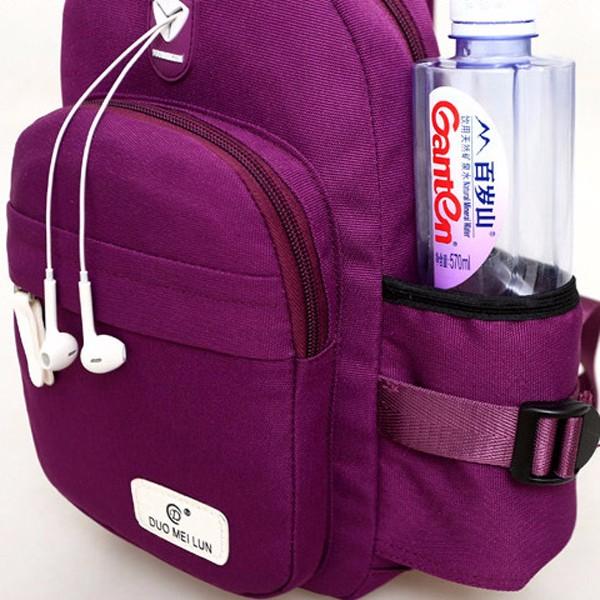 4b4557877c Women Nylon Large Capacity Daily Crossbody Bag Waterproof Durable ...