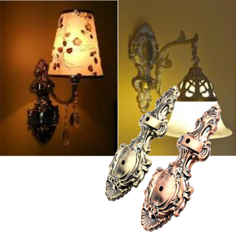 Vintage Phoenix Style Sconce Wall Lamp Light Base Part ... on Wall Sconce Replacement Parts id=98696