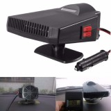 12V 250W Car Heater Fan Demister Heating Cooling Fan Defroster Warm Air Blower