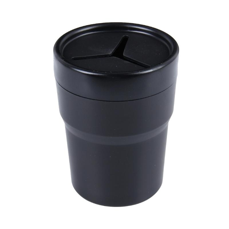 shunwei sw 1607 auto car cylinder abs trash bin for storage alex nld. Black Bedroom Furniture Sets. Home Design Ideas