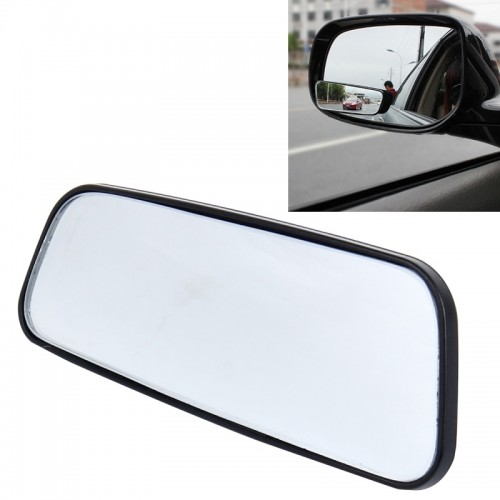2 PCS SHUNWEI SD-2407 Adjustable Car Blind Spot Mirror Rear View Mirror Decoration With Double-sided Adhesive Rearview Mirror 360 Degree Rotate