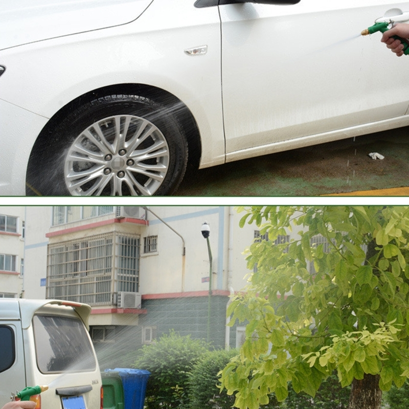 Washing Car During Water Restrictions