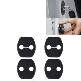 4 PCS X-TRAIL Car Door Lock Buckle Decorated Rust Guard Protection Cover