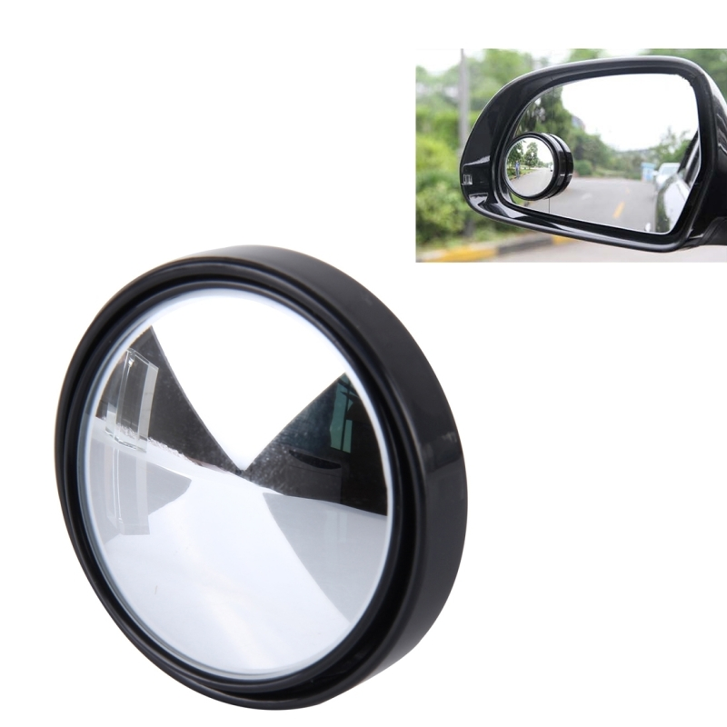 3r 035 Car Blind Spot Rear View Wide Angle Mirror