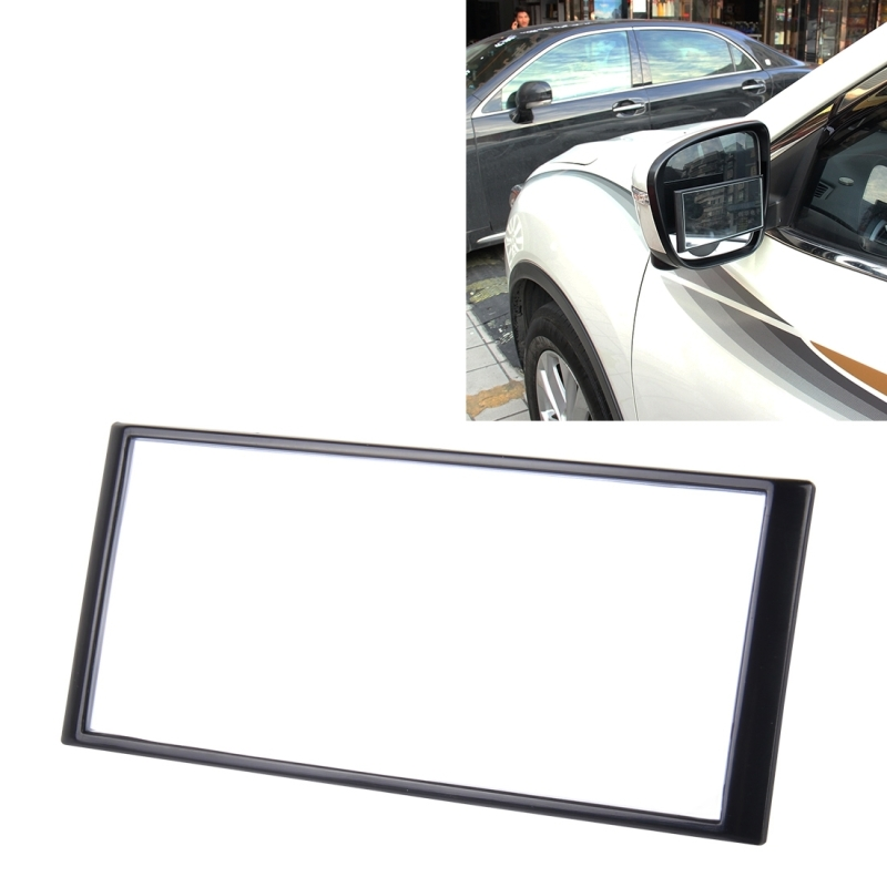 3r 145 Car Blind Spot Rear View Wide Angle Mirror Size