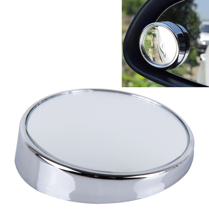 3r 023 Car Blind Spot Rear View Wide Angle Mirror