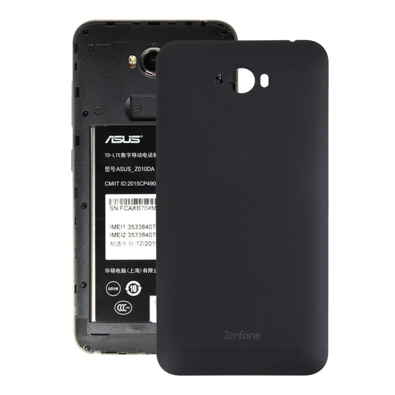 huge sale f0126 d4572 Replacement for Asus Zenfone Max / ZC550KL Back Battery Cover (Black)