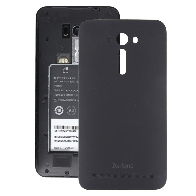 los angeles ce0af 92f7f Replacement for 5.5 inch Asus Zenfone 2 Laser / ZE550KL Original Back  Battery Cover (Black)