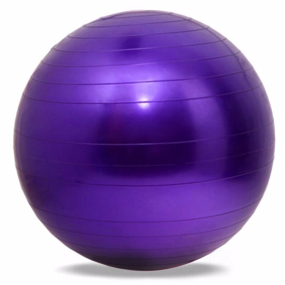 Balance Ball For Weight Loss: 55CM Sports Fitness Yoga Pilates Balance Ball For Slimming