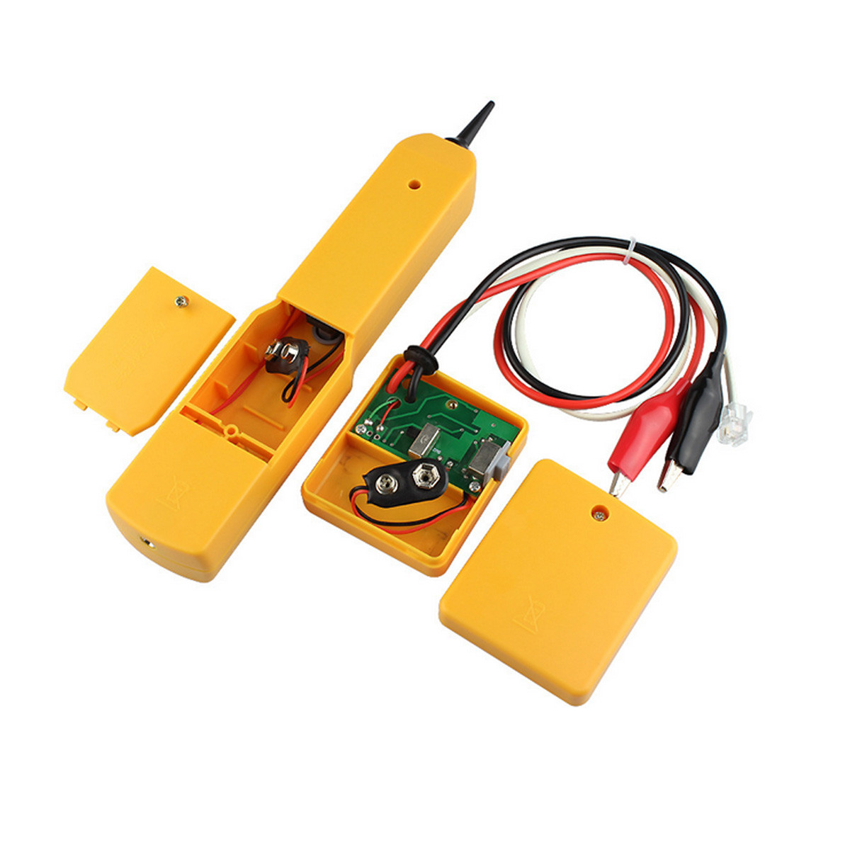 Wire Circuit Tester : Telephone line finder rj wire tracker network break